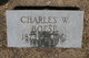 Profile photo:  Charles W Boese, Jr