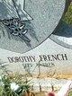 Dorothy <I>French</I> Moore