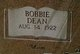 Profile photo:  Bobbie Dean Brown