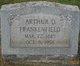 Arthur Daniel Frankenfield