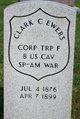 Clark C Ewers