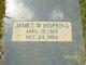 James Wesley Hopkins
