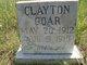 Clayton Goar