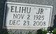 Elihu Jones, Jr
