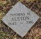 """Thomas Henry """"Tom"""" Alston"""