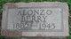 Profile photo:  Alonzo Berry