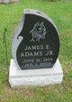 Profile photo:  James E. Adams, Jr