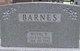 Profile photo:  Buyrl V <I>Morris</I> Barnes