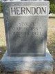 Profile photo:  Ada B. Herndon