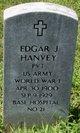 Profile photo: Pvt Edgar J. Hanvey