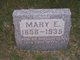 Mary Elizabeth <I>Miller</I> Keigley
