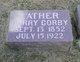"Harry ""Henry"" Corby"