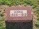 Anna <I>Weaver</I> Vollnagle