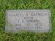 Frances H. <I>Garrison</I> Edwards