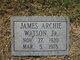 Profile photo:  James Archie Watson, Jr