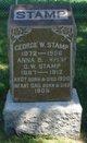 Anna B. <I>Chandler</I> Stamp