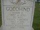 Profile photo:  Fannie A. <I>Brewer</I> Goodhind