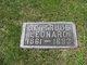 Gertrude <I>Fuchs</I> Leonard