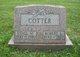 Ethel Mary <I>Clark</I> Palmerton Cotter