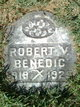 Profile photo:  Robert V Benedic