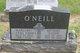Profile photo:  Margaret <I>O'Neill</I> Cahill