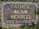 Profile photo:  Alan Herrod