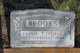"Profile photo:  Frances Monroe ""Fannie"" <I>Stroope</I> Brooks"