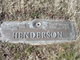 Betty <I>Gregson</I> Henderson