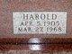 Harold Updike