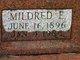 Mildred E. Updike