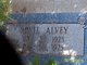 Orvil Alvey