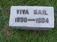 Profile photo:  Viva Gail <I>Smith</I>