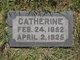 Catherine <I>Grady</I> Ferguson