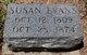 Susan <I>Rosier</I> Evans