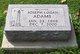 Joseph Logan Adams