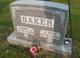 Mrs Emma Jane Insley <I>Atwill</I> Baker