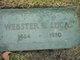 Webster E Lucas