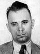 Profile photo:  John Herbert Dillinger