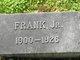 Profile photo:  Frank J. Blackinger, Jr