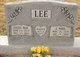 Lillie Mae <I>Stilwell</I> Lee