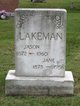 Profile photo:  Jane Mariah <I>Alley</I> Lakeman