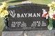 Profile photo:  Alma C. Bayman