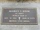 """Col Maurice Edward """"Maury"""" Byrne"""
