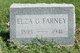 Profile photo:  Elza Greenwood Farney