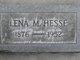 "Mary Leona ""Lena"" <I>George</I> Hesse"