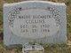 Maude Elizabeth Collins