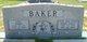 Odie Mae <I>Crum</I> Baker/ Coley