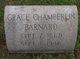 Grace <I>Chamberlin</I> Barnard