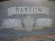 Annie Lee <I>Keith</I> Barton