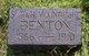 Sara Susannah <I>Wainright</I> Benton
